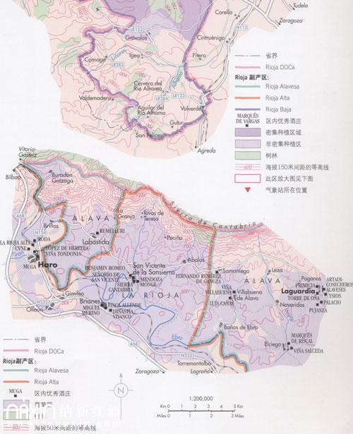 西班牙红酒产区——里奥哈(下)