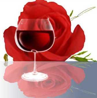 红酒是女人最好的情人