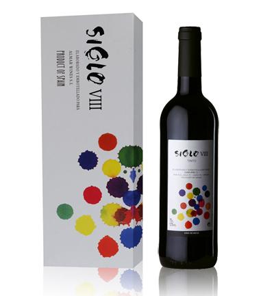 西格罗八世纪干红:酒如女人娇贵、更珍贵